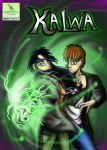 Kalwa Ch 3 Cover *PAGE LINKS IN DESCRIPTION* by GreenRaptor15