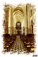 cathedrale de Laon2 by Showa93