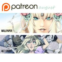 Patreon August 2014 by glance-reviver