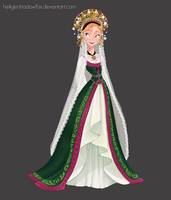 Norwegian Bride by HeiligerShadowfax