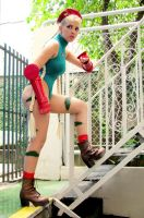 Cammy White by JuTsukinoOfficial