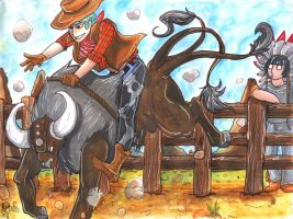 :LC: -84- RODEO by Clytemnon