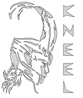 Loki Carving Template by lizluvsanime2