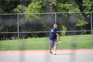 Forehand by voider00