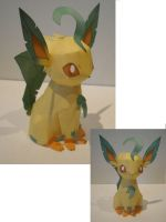 Leafeon by CJM99
