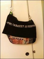 Dresden Dolls Bag by the3rdplanet