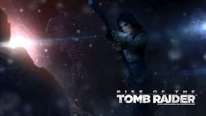 Rise of the Tomb Raider - Wallpaper 4 1920x1080 by FearEffectInferno