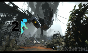 Portal 2 Wallpaper by Zuryan