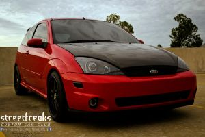 SVT Ford Focus by FarorePhotography
