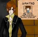 Wanted - Romano and Spain by Kyoji-No