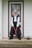 Halloween Town Xemnas by Midnight-Dance-Angel