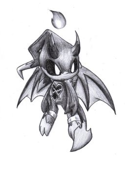 Heartless Chao:my version: by V1ciouzMizzAzn