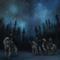 Rite of Fortitude - Glitter by Hlaorith