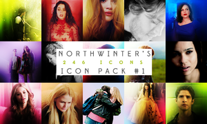 icon pack #1 by iseefireflies