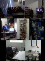 My Room :Superior Update: by generalbrievous