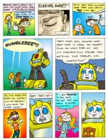 Bumblebee PSA, page 1 by Mr-DNA