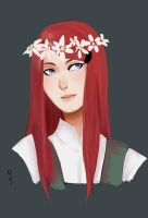 Kushina by naohir20