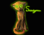 Sandgorse (over 6 hours!) by Amber-Riptide