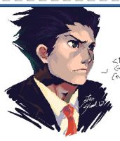 phoenix wright scrap by starshock12