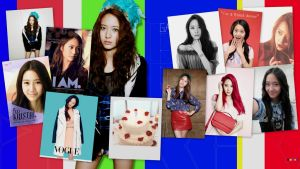 Happy Birthday to f(x)'s Krystal! by Lissette8017