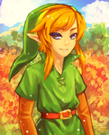 Oracle Link (speed paint) by onisuu