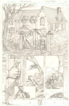 Pg 3 Unfinished pencils by AaronTP