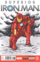 IronMan Cover by jsward0120