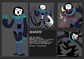 Huxley - Reference by LulzyRobot