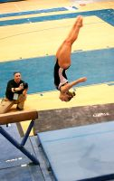TWU Gymnastics Beam Warm-Up by TexasGrlzRok