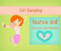 Nueva doll Jumping by solochiquitita