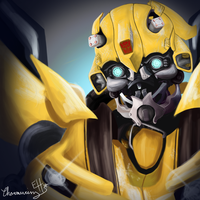 Bumblebee by Charmwing