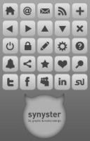 Apple Style Icon Pack by synysternl