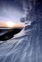 Wave of snow by emmanueldautriche