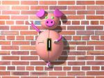 Cahspoint Piggy by SUNNY-3D-RAMM