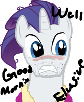 GB MLP: Well  Good Mornin Elusive! by SnowLanceofDreams