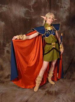 Lady of Lodoss by Star-Willow