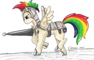 Art request #8 OC Ivory-Bolt by Kitamon