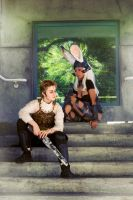 Partners in Piracy by Admantius