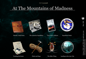 At the Mountains of Madness OSX by Corwins