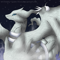 Reshiram by Freaky--Like--Vivi