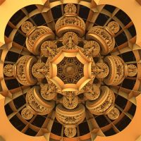 Wheel of Dharma  - Dharmachakra by Jing-reed