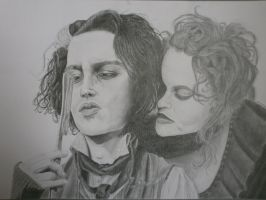 Sweeney Todd by CellarDoor91