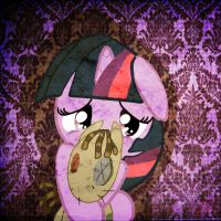 Scared filly twilight by strabArybrick