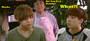 Taemin And.....Hongki?!- Macro by SungminHiroto
