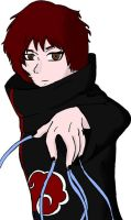 sasori-no-danna .:colored:. by Jeddychan