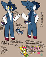 MAE REF 2014 by seraphimous