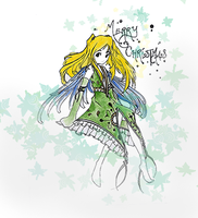 Merry Christmas To You by Irin-Mae