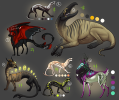 Adoptable Batch.7 - SOLD by Onyxeva