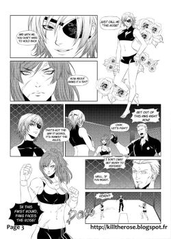 Kill The Rose Page 3 by virak