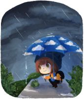 Just another rainy day by Watertae